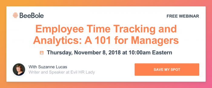 Employee Time Tracking and Analytics: 101 Webinar for Managers