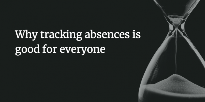 Tracking employees absences is a must for profitable companies.