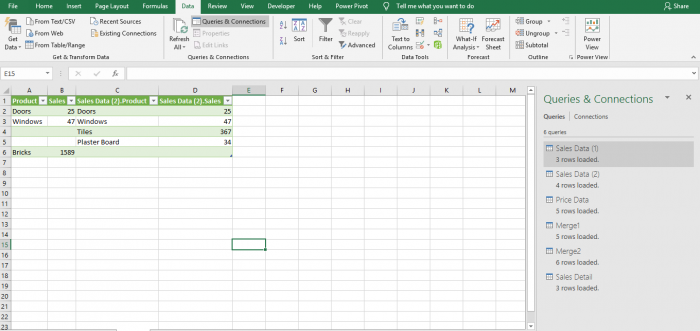 What can managers do with Excel Power Query?