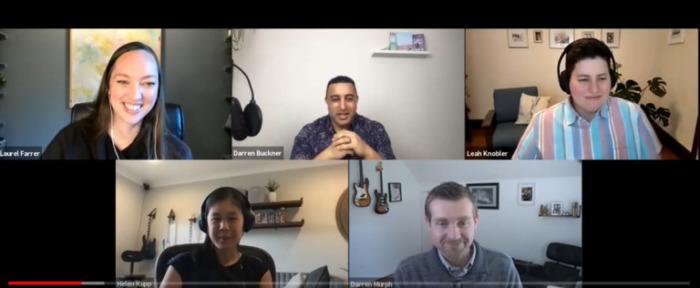 5 experts d'entreprises comme Slack ou Gitlab partagent des conseils pratiques sur la stratégie dans les entreprises 100% télétravail.